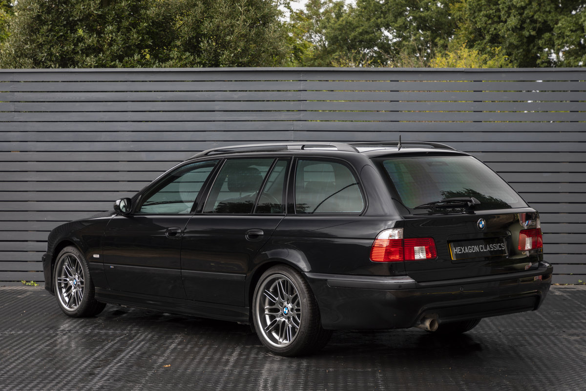 2004 BMW 540i E39 M SPORT TOURING MANUAL !! M5 VISUALS For Sale (picture 5 of 21)