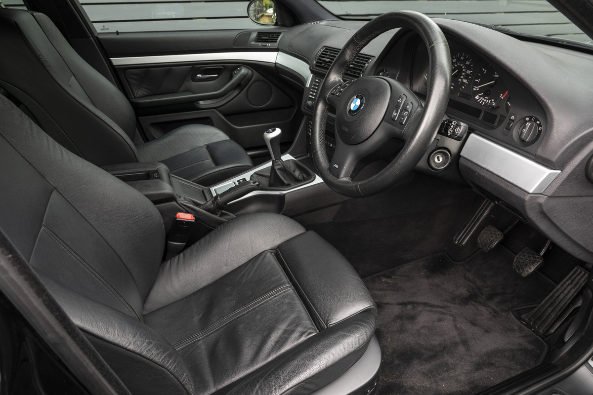 2004 BMW 540i E39 M SPORT TOURING MANUAL !! M5 VISUALS For Sale (picture 8 of 21)