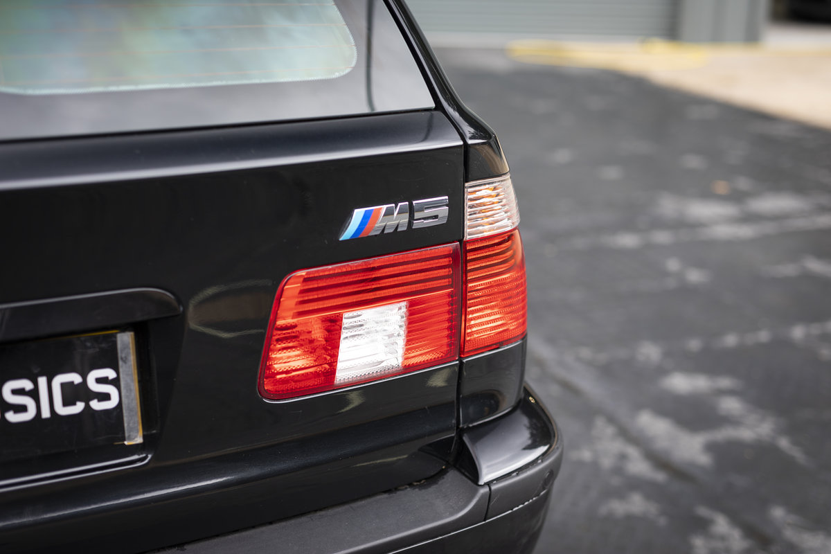 2004 BMW 540i E39 M SPORT TOURING MANUAL !! M5 VISUALS For Sale (picture 17 of 21)