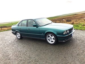 1992 BMW M5 E34 3.6L