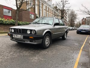 1989 BMW E30, 318, Outstanding condition. For Sale