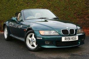 1998 BMW Z3 2.8i Roadster SOLD