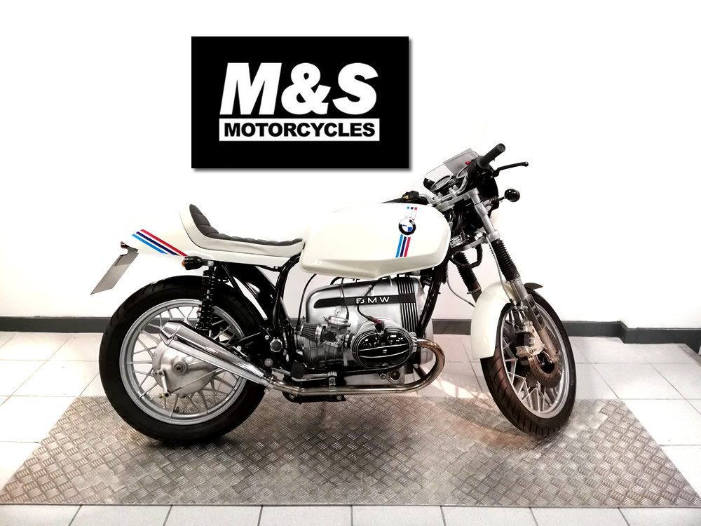 1979 BMW R65 Cafe Racer SOLD (picture 1 of 6)