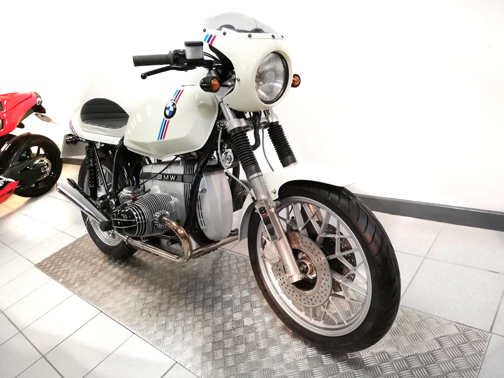 1979 BMW R65 Cafe Racer SOLD (picture 2 of 6)