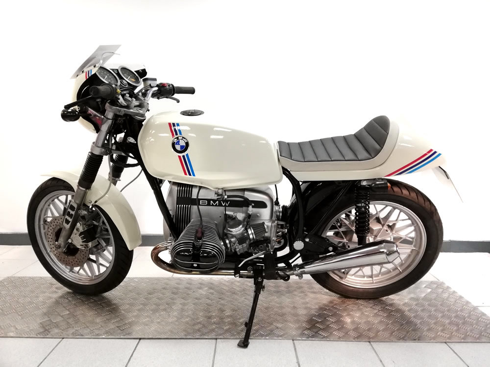 1979 BMW R65 Cafe Racer SOLD (picture 6 of 6)
