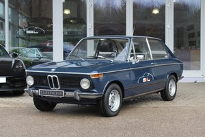 1973 BMW Touring 2000 tii at Retro Classics Stuttgart SOLD by Auction