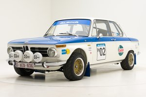 BMW 2002 Tii Alpina 1972 For Sale by Auction