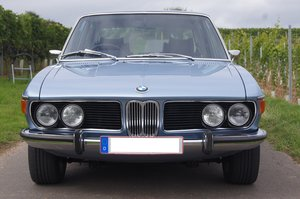 1973 RHD - FANTASTIC BMW 3.0Si - now reduced