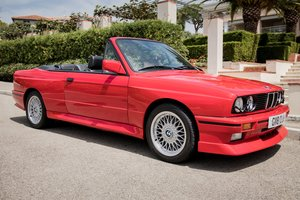 Picture of 1990 BMW M3 E30 Convertible SOLD
