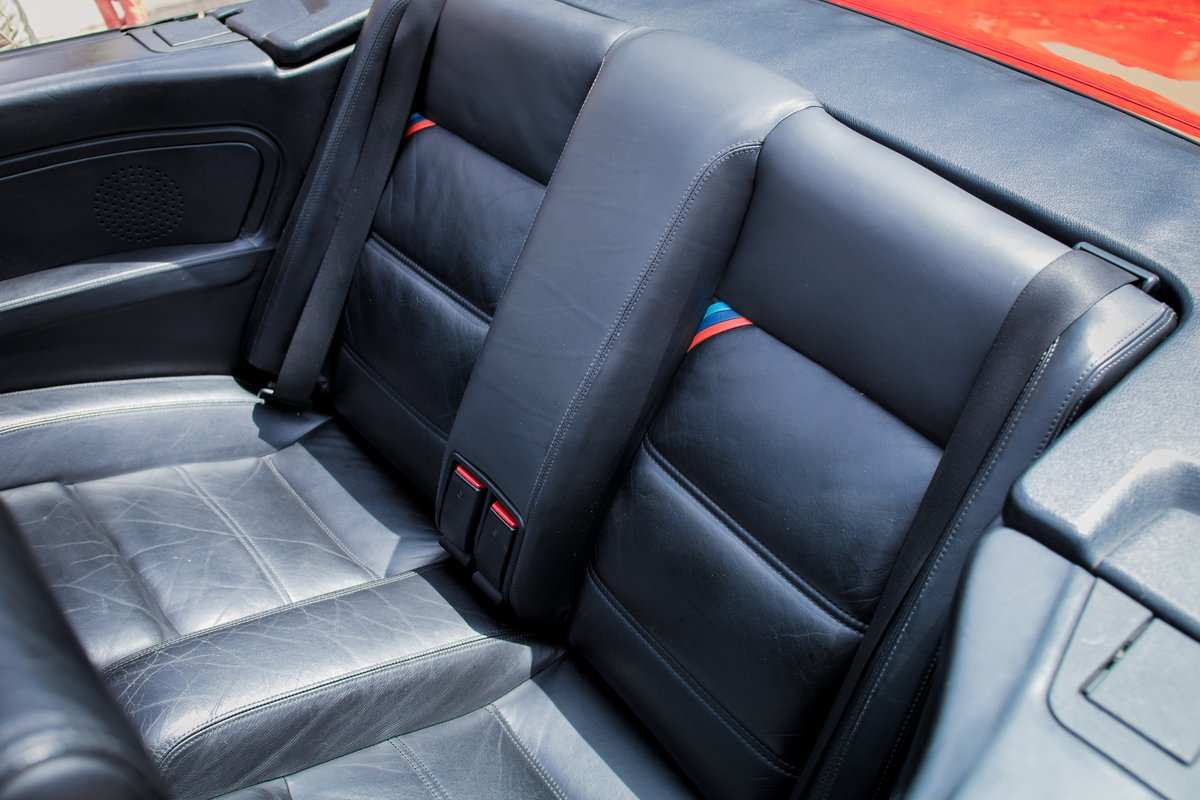 1990 BMW M3 E30 Convertible For Sale (picture 4 of 6)