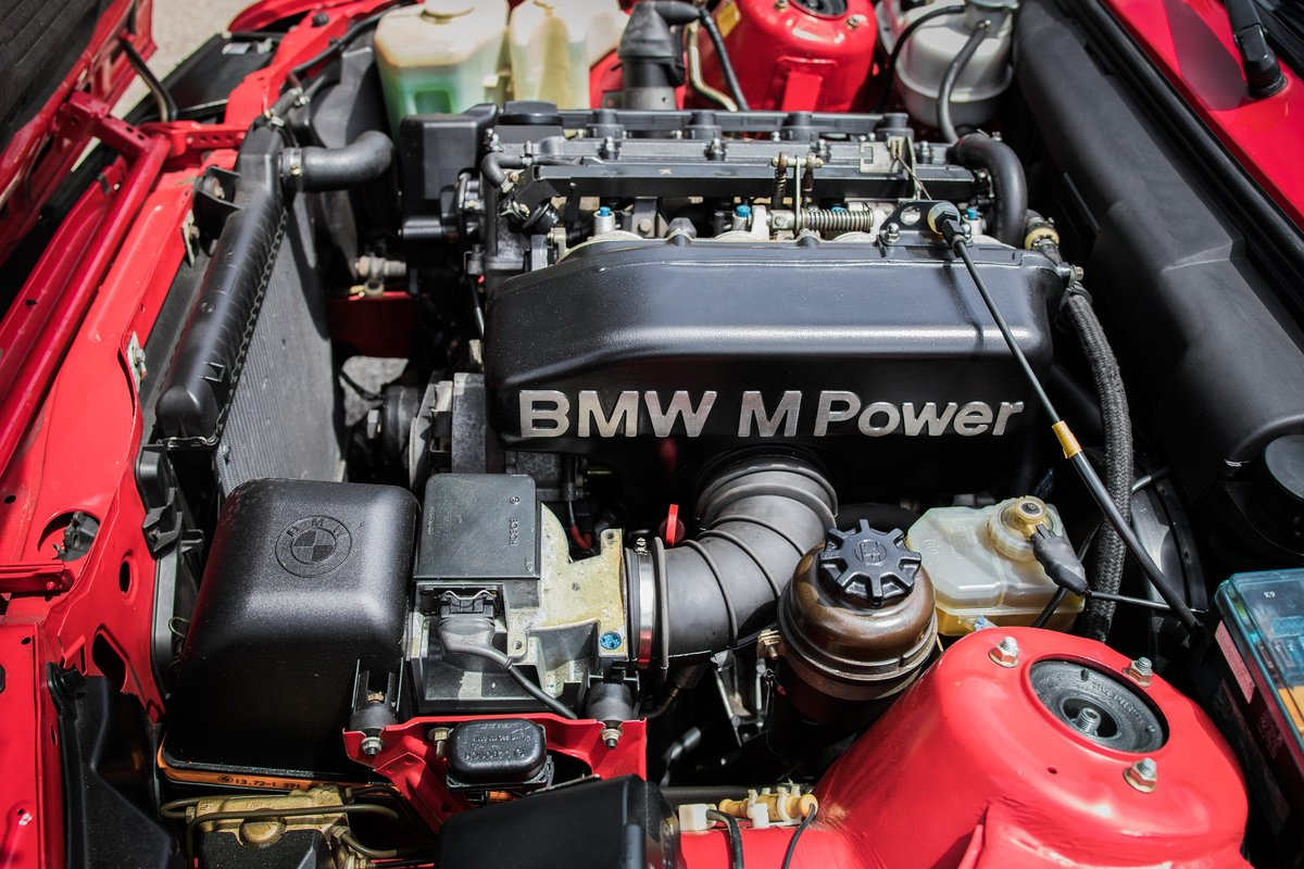1990 BMW M3 E30 Convertible For Sale (picture 5 of 6)