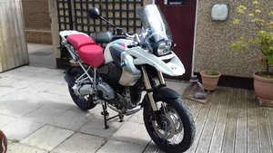 2010 Bmw r1200gs 30yr anniversary model For Sale