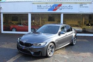 2015 BMW F80 M3 - Akrapovic For Sale