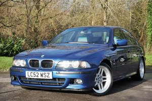 2003 BMW  E39  530i  M Sport Manual For Sale