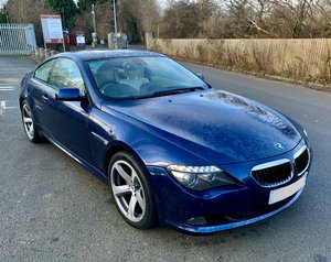 2007 Bmw 635d For Sale