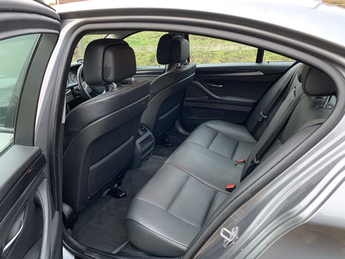 2012 BMW 530D SE with rare manual gearbox For Sale (picture 6 of 6)