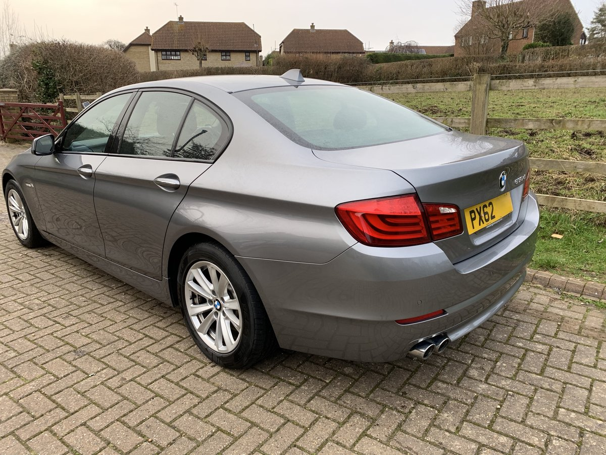 2012 BMW 530D SE with rare manual gearbox For Sale (picture 3 of 6)