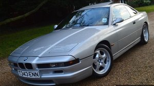 1999 BMW 840 ci an outstanding example.