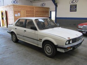 1987 BMW E30 325 iX Auto LHD NO RESERVE at ACA 25th January