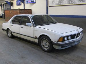 1985 BMW E23 745i 3.4 Turbo Auto LHD at ACA 25th January