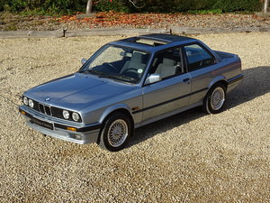 1991 BMW E30 320SE (Auto) – 2 Door/Special Equipment For Sale