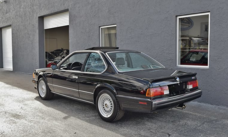1988 BMW M6 E24 Coupe Sunroof Hot(~)Seats AC 5-spd $39.9k For Sale (picture 2 of 6)