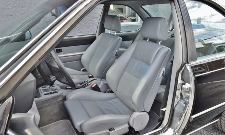 1988 BMW M6 E24 Coupe Sunroof Hot(~)Seats AC 5-spd $39.9k For Sale (picture 3 of 6)