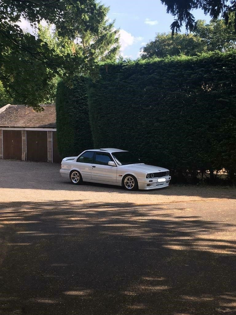 1990 BMW e30 318is with S50B32 For Sale (picture 6 of 6)