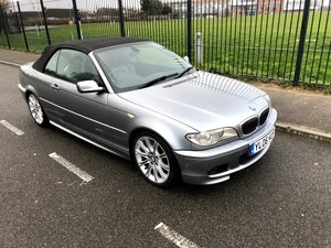 2006 BMW 330CI 3.0 M Sport 2dr Automatic Convertible
