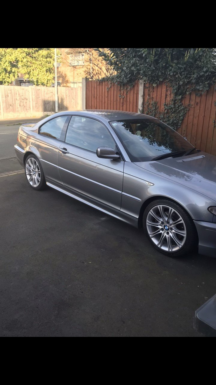 2003 BMW E46 330CI 6 Speed Manual For Sale (picture 2 of 4)