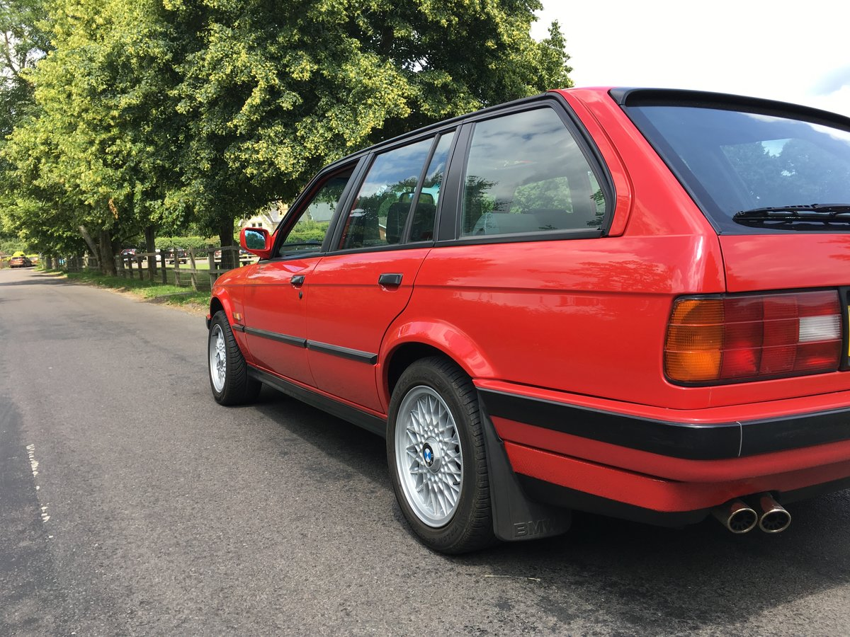 1990 BMW E30 Touring 325i manual For Sale (picture 2 of 6)