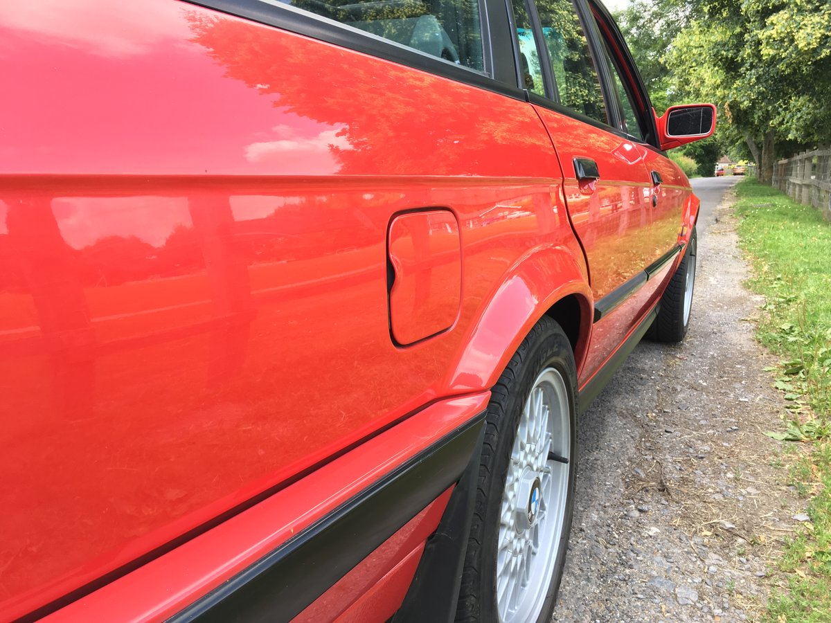 1990 BMW E30 Touring 325i manual For Sale (picture 3 of 6)