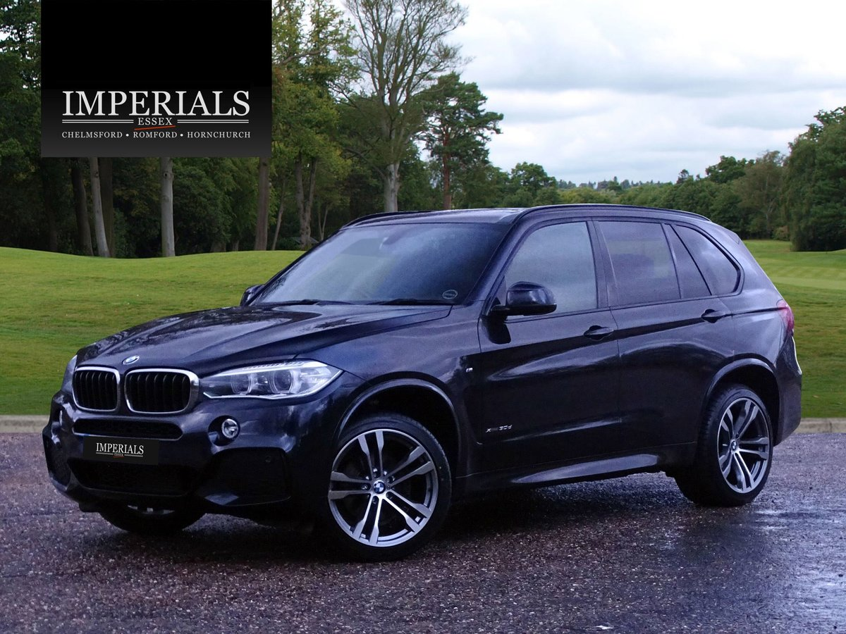 2013 BMW  X5  XDRIVE30D M SPORT 7 SEATER AUTO  23,948 For Sale (picture 1 of 18)
