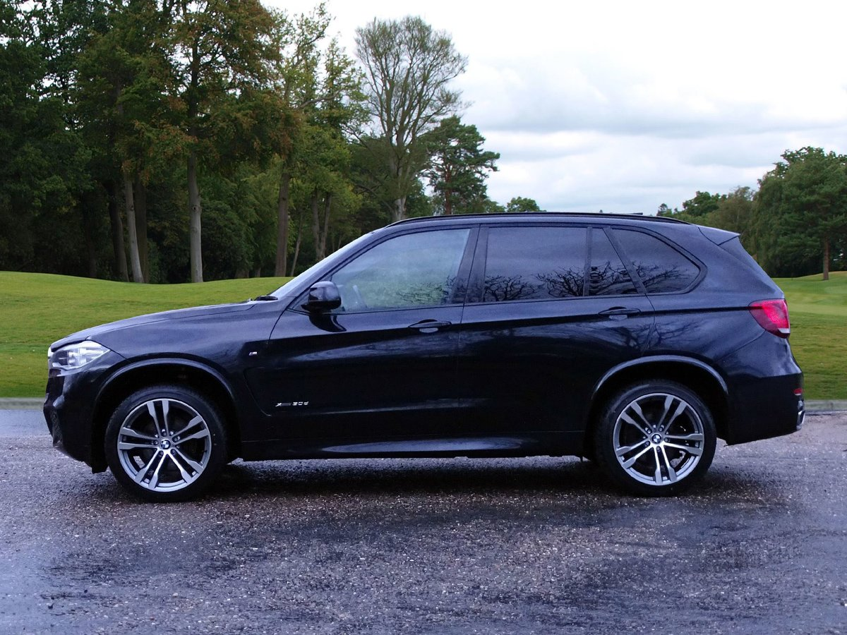 2013 BMW  X5  XDRIVE30D M SPORT 7 SEATER AUTO  23,948 For Sale (picture 2 of 18)