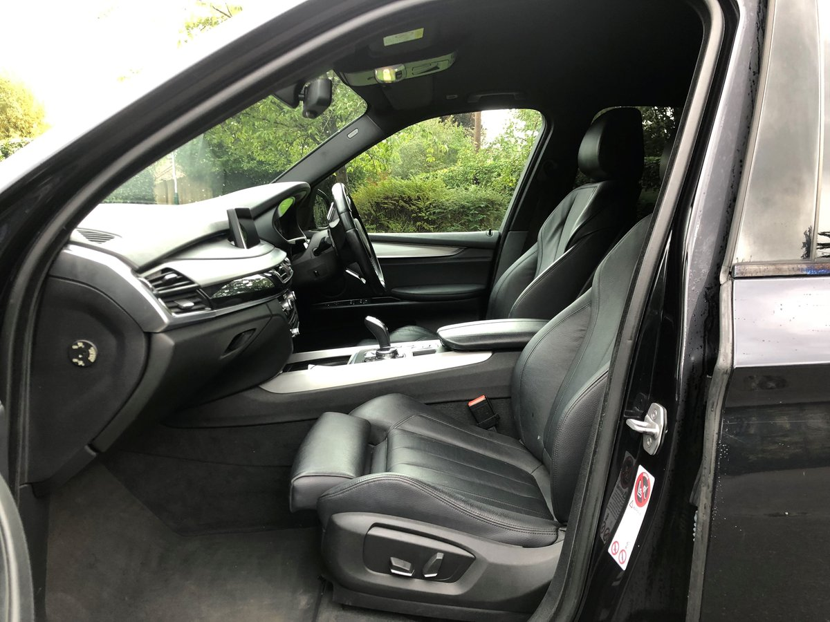 2013 BMW  X5  XDRIVE30D M SPORT 7 SEATER AUTO  23,948 For Sale (picture 3 of 18)
