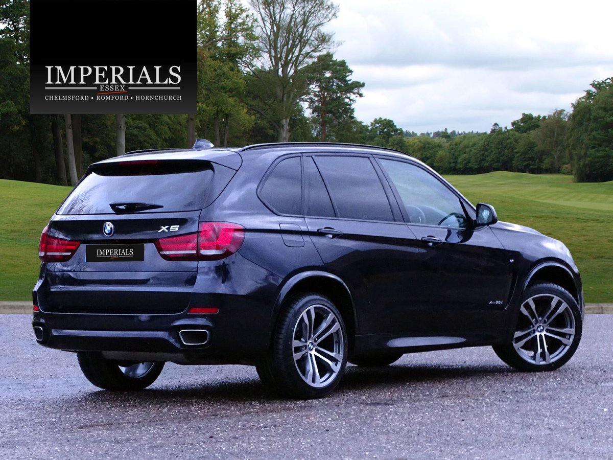 2013 BMW  X5  XDRIVE30D M SPORT 7 SEATER AUTO  23,948 For Sale (picture 4 of 18)