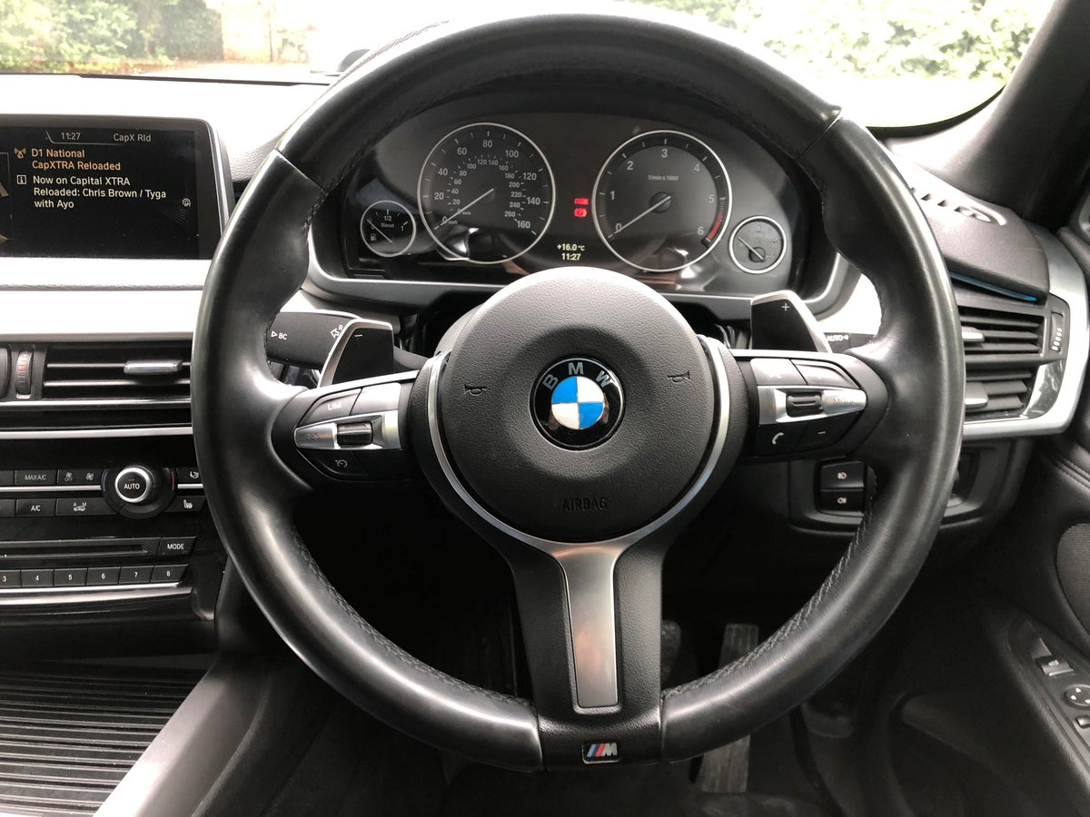 2013 BMW  X5  XDRIVE30D M SPORT 7 SEATER AUTO  23,948 For Sale (picture 8 of 18)
