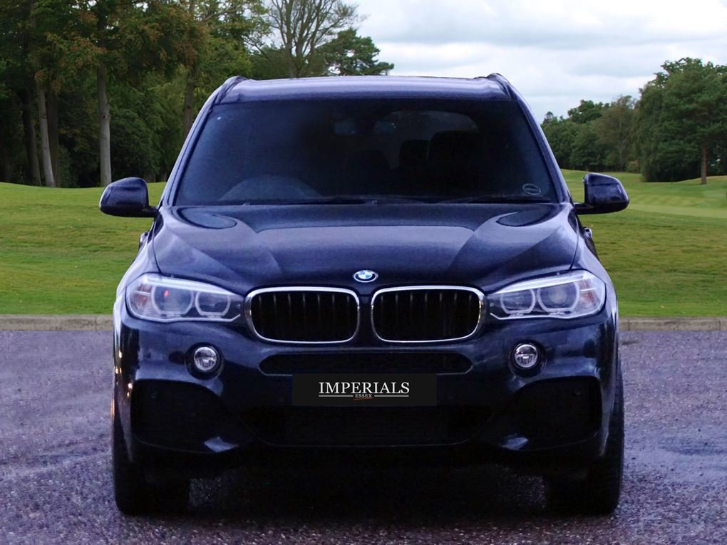 2013 BMW  X5  XDRIVE30D M SPORT 7 SEATER AUTO  23,948 For Sale (picture 16 of 18)