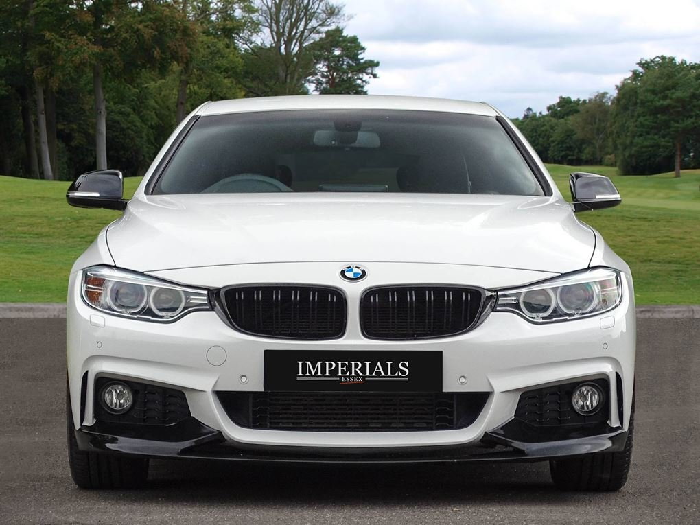 2015 BMW 4 SERIES 420D M SPORT GRAN COUPE WITH M ...
