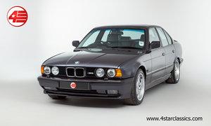 1990 BMW E34 M5 /// Rebuilt SLS /// Recent £13k Spend For Sale