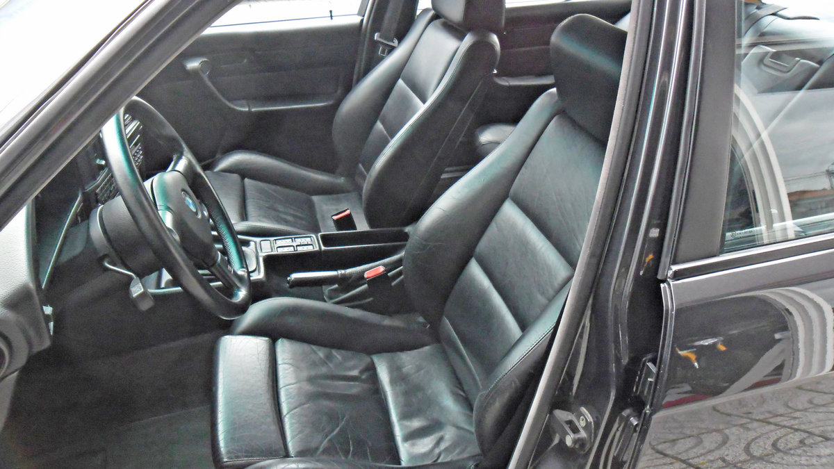 1990 BMW M5 E34 3.6 For Sale (picture 4 of 6)