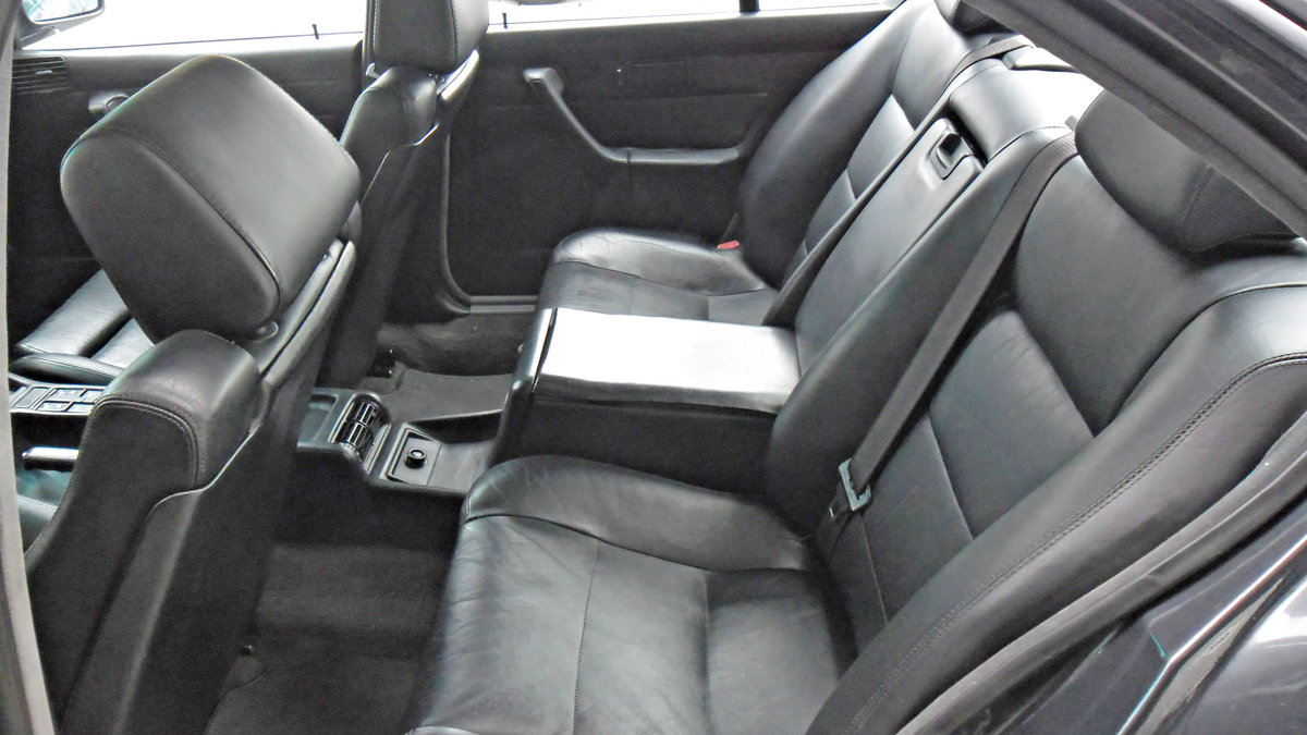 1990 BMW M5 E34 3.6 For Sale (picture 5 of 6)