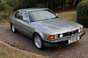 1989 Outstanding BMW 735I SE Auto For Sale