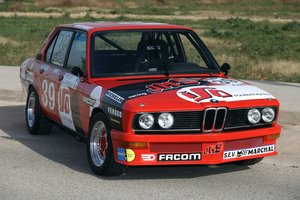 1979 BMW 530 Production - Team JMS Racing For Sale