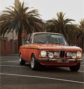 BMW 2002 - matching numbers