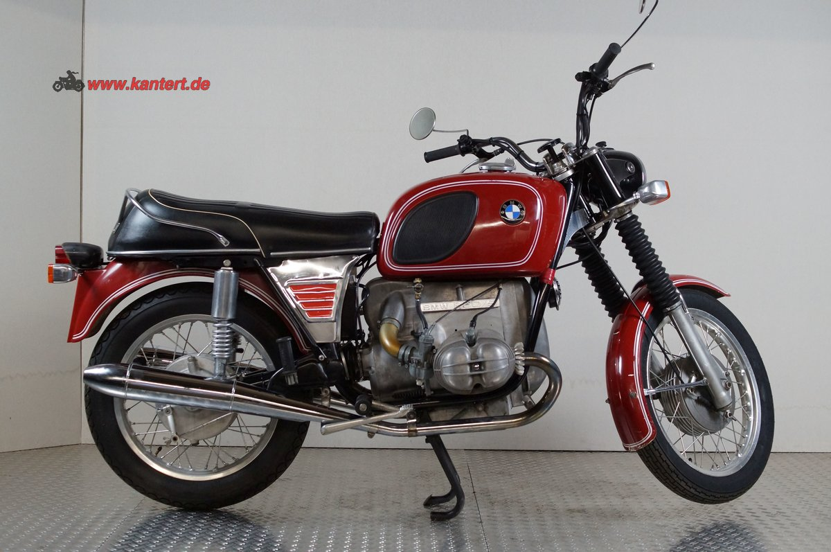 1973 BMW R 60/5, 595 cc, 39 hp For Sale (picture 2 of 6)