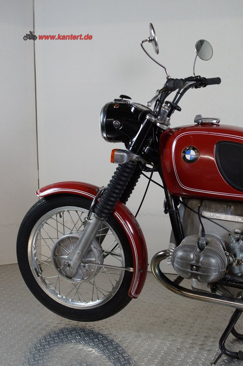 1973 BMW R 60/5, 595 cc, 39 hp For Sale (picture 3 of 6)