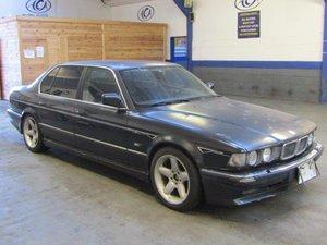 1992 BMW E32 ACS7 AC Schnitzer LHD at ACA 25th January