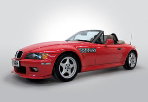 1997 BMW Z3 2.8 AC Schnitzer with just 9,300 miles