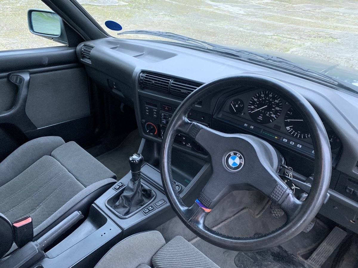 1989 BMW 325i Sport Mtech 2 E30 -DEPOSIT TAKEN- SOLD (picture 6 of 6)